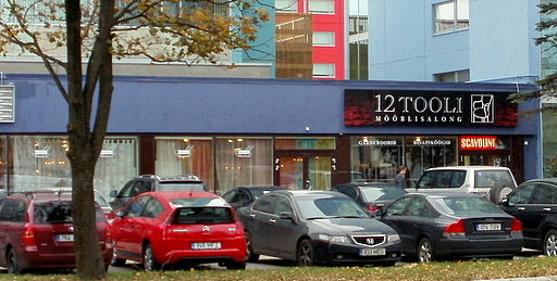 12Tooli Mööblisalong Tallinna