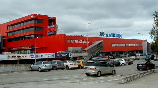 Aatrium Sisustuskaubamaja Tallinna