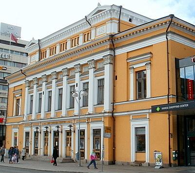 Åbo Svenska Teater Turun ruotsalainen teatteri