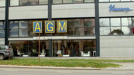 AGM Sisustus Tallinna