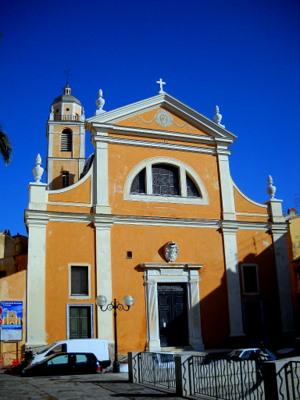 Ajaccion katedraali Korsika