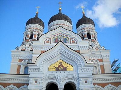 Aleksanteri Nevskin katedraali Tallinna Viro