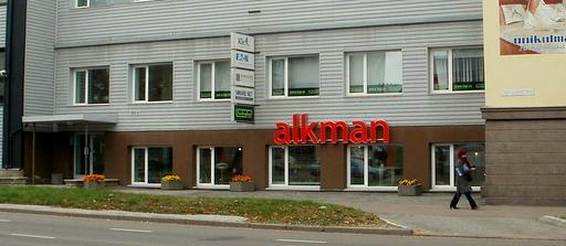 Alkman Mööblisalong Tallinna