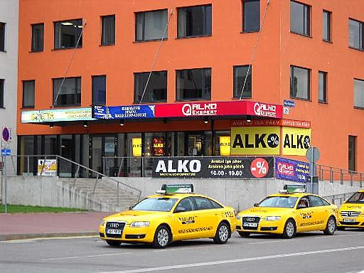 Alko Ekspert Tallinna