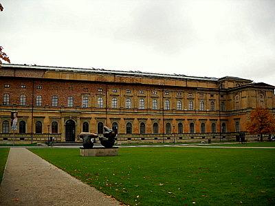 Alte Pinakothek Munchen Saksa