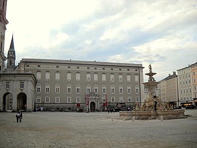 Alte Residenz Salzburg Austria