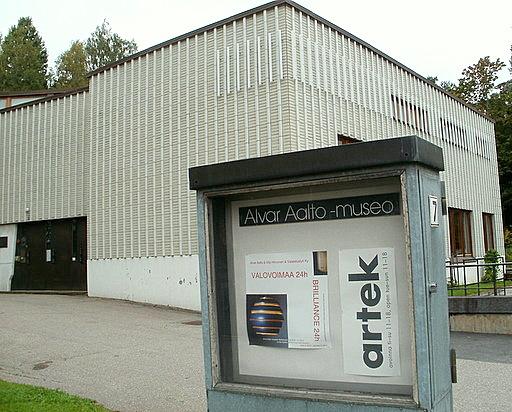 Alvar Aalto museo Jyväskylä