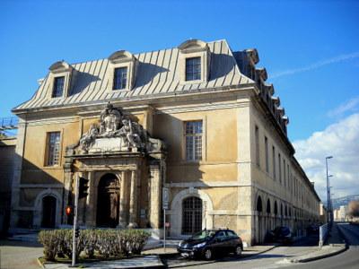 Ancien Seminaire Jesuite Toulon France