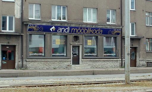 Andi Mööblikoda Tallinna