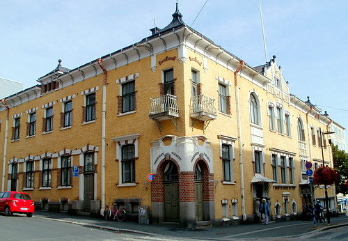 Anniskeluyhtiön toimitalo Hämeenlinna