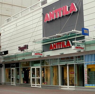 Anttila tavaratalo Pori