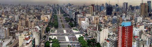 Avenida 9 de Julio Buenos Aires Argentina