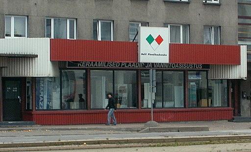 Balti Plaadikaubandus Tallinna