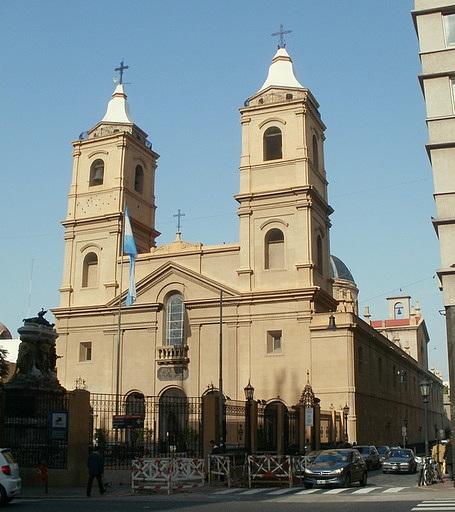 Basilica del Santisimo Rosario Buenos Aires Argentina