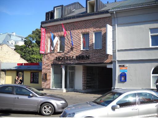 Bern Hotel Tallinn Estonia