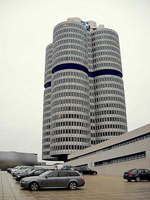 BMW Vierzylinder Munich Germany