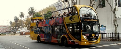 Buenos Aires sightseeing bus tour
