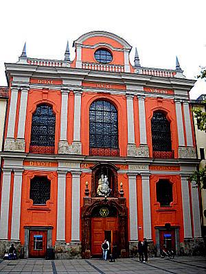 Burgersaalkirche Munich Germany