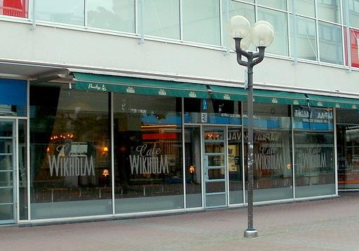 Cafe Wikholm Pori