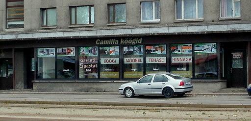 Camilla Köögid Tallinna