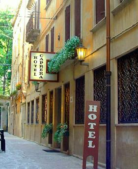 Caprera Hotel Venice Italy