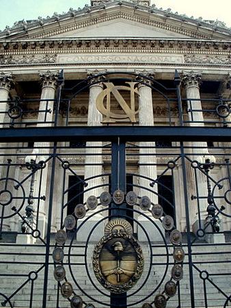 Congreso de la Nacion Argentina Buenos Aires