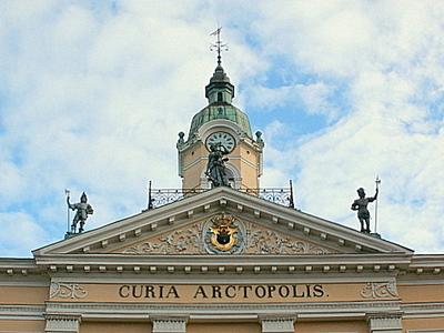 Curia Arctopolis Porin raatihuone