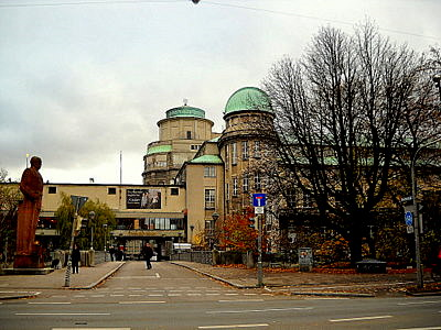 Deutsches Museum Museuminsel Munich Germany