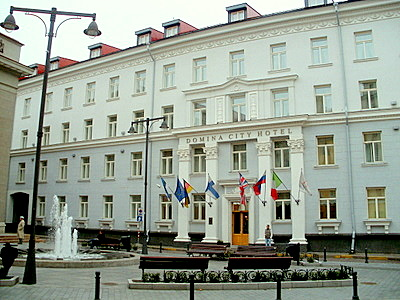 Domina Inn City Hotel Tallinn Estonia