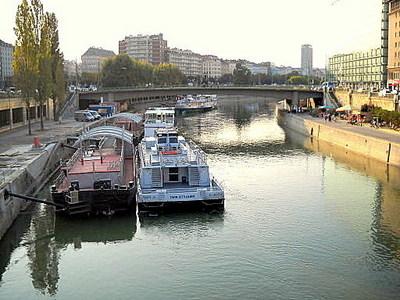 Danube River Cruise Vienna