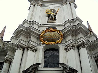Dreifaltigkeitskirche Munich Germany