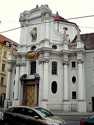 Dreifaltigkeitskirche in Munich Germany
