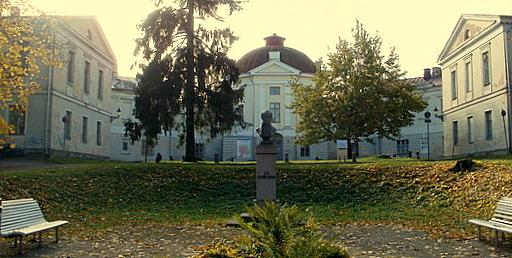 F. R. Faehlmann aukio Tartto Viro