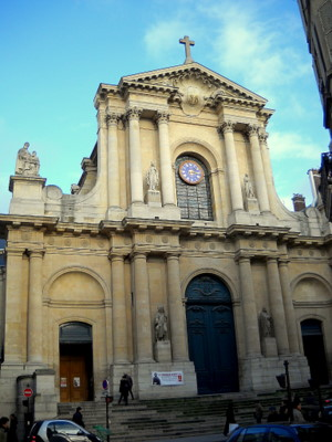 Eglise Saint Roch Paris France