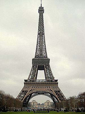 Eiffel torni Pariisi