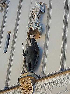 Emperor Ludwig IV Munich Germany