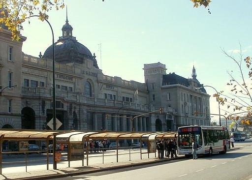 Estacion Retiro Buenos Aires
