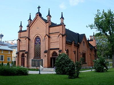 Kirkon Rooli Sisaellissodassa