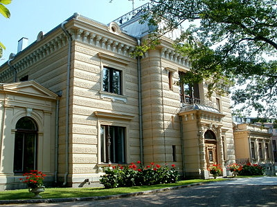 Finlaysonin palatsi Tampere