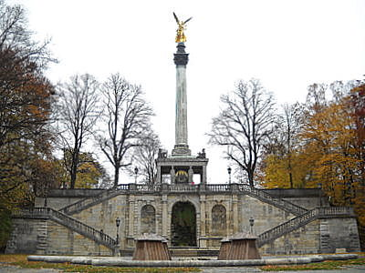 Friedensengel Munich Germany