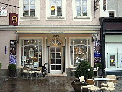 Cafe Konditorei Fürst Salzburg Austria