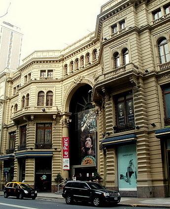 Galerias Pacifico in Buenos Aires Argentina