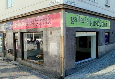Galleria Uusi Kipinä Lahti
