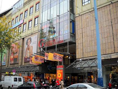 GernGross CityCenter Vienna Austria
