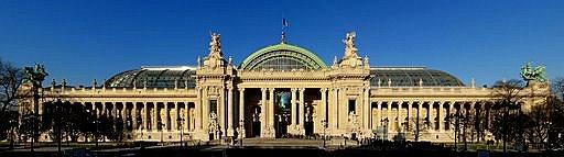 Grand Palais Paris France