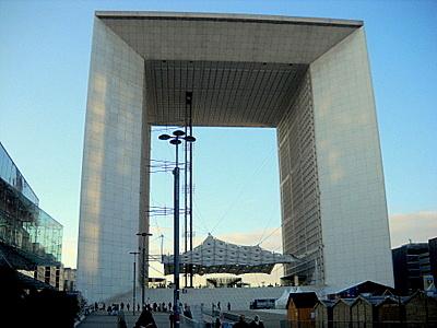 Grande Arche Paris France