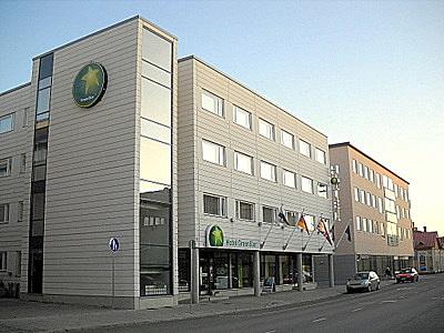 Greenstar hotelli Joensuu