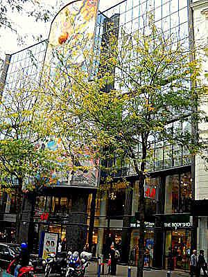 H&M Mariahilferstrasse Vienna Austria