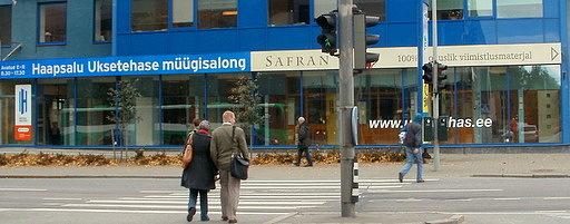 Haapsalu Uksetehas Tallinna