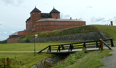 Hämeen linna bastioni